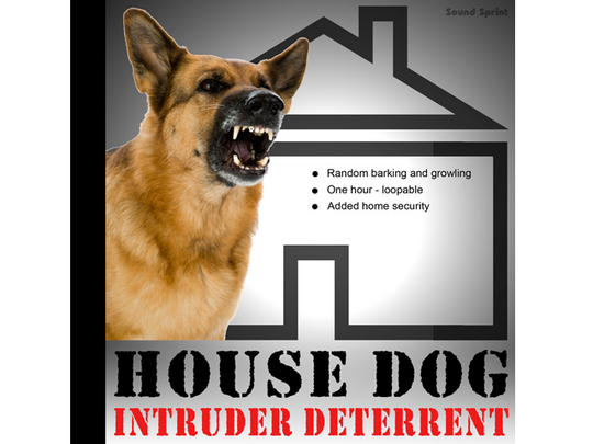 Pay for Guard Dog - Barking and Growling Sounds for Added Home Security