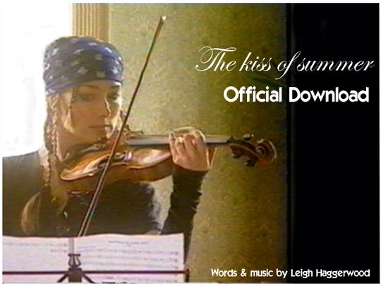 Pay for The Kiss Of Summer by Scarlet Division (Jamie Oliver´s Twist)