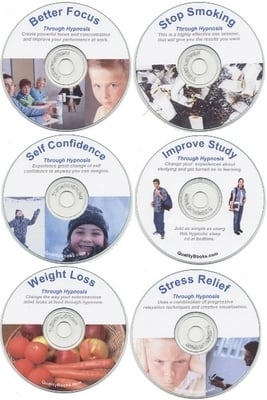Pay for 6 Self Improvement Hypnosis Audios with Master Resell Rights