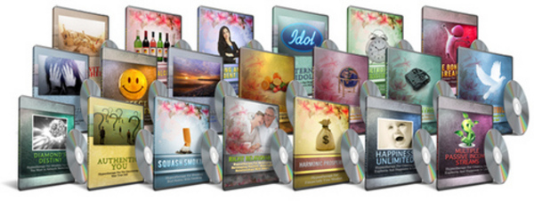 Pay for 20 Self Help Hypnosis Audio Adrenaline Guided Meditations