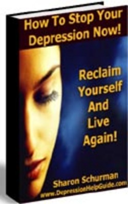 Pay for Stop Your Depression Ebook with Resell Rights
