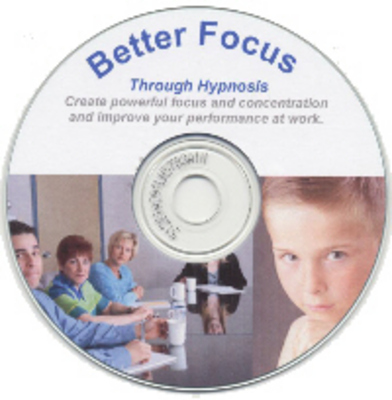 Pay for 1 Hour Hypnosis Audio MP3 Focus Power and Concentration
