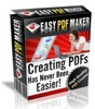 Thumbnail Easy PDF Maker/Make Money From Your Computer