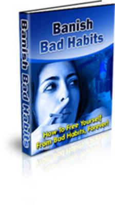 Pay for Banish Bad Habits/Education/Information