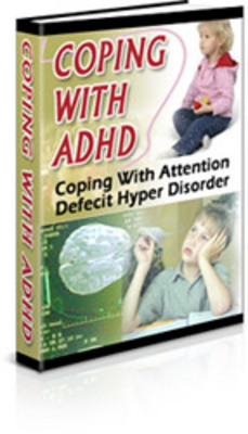 Pay for Coping With ADHD/Help With ADHD/Child With ADHD