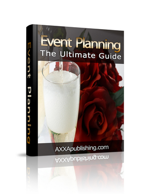 Pay for Event Planning/How To Throw A Party/Organize A Function