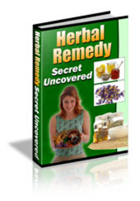 Pay for Herbal Remedy Secret Uncovered/Home Remedy/Organic Remedy