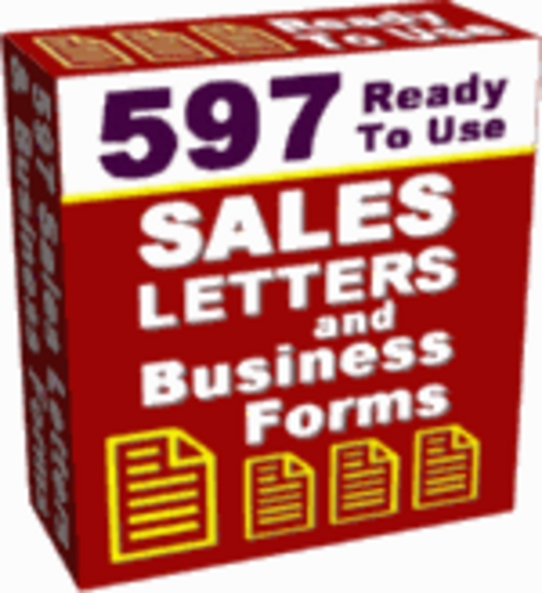 Pay for 597 letters and forms.zip
