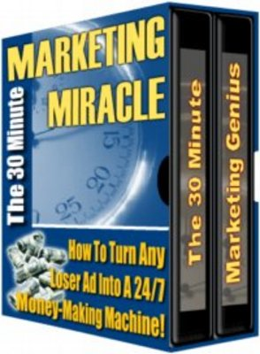 Pay for 30 Minute Marketing Miracle