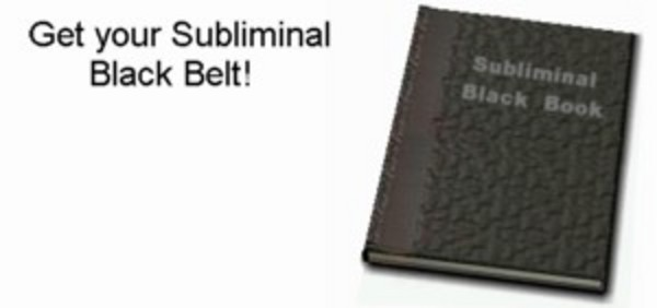 Pay for The Subliminal Black Book