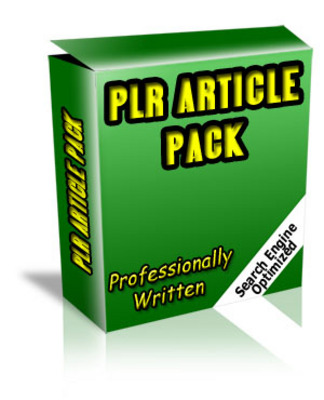 Pay for PLR Article Pack