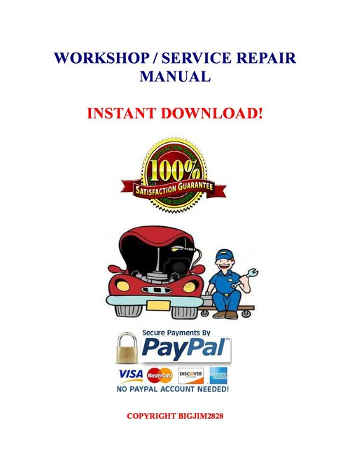 Pay for Dodge Stratus 1995 1996 1997 1998 1999 2000 Repair Manual