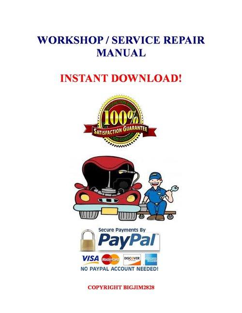 Free PLYMOUTH BREEZE 1995 1996 1997 1998 1999 2000 Repair Manual Download thumbnail
