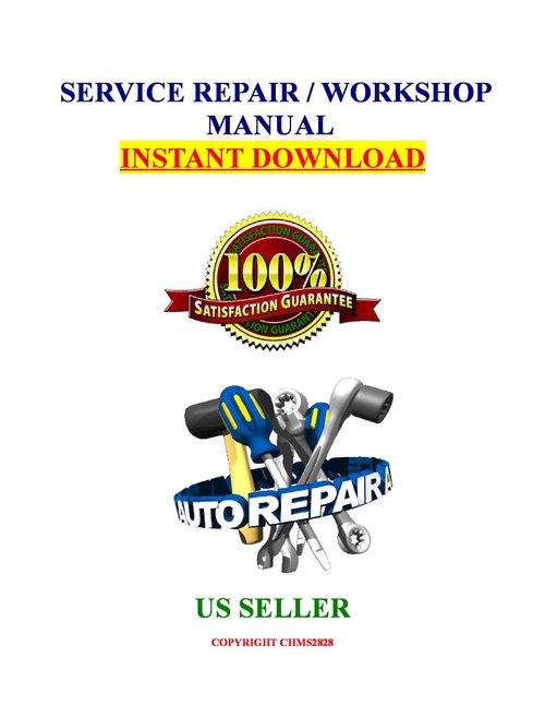 Pay for Mitsubishi Carisma 1996 1997 1998 1999 -2003 Service Manual