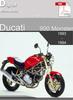 Thumbnail Ducati 900 Monster 1993-1994 Service Manual