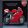 Thumbnail Ducati 999 - 999S 2006 Service Manual + others
