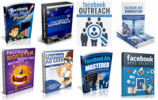 Thumbnail Start To Enjoy 6 PLR Facebook Ebooks