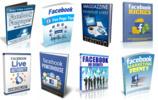 Thumbnail Start To Enjoy 4 PLR Facebook Ebooks