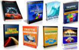 Thumbnail Start To Enjoy 3 PLR Traffic Ebooks