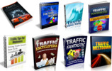 Thumbnail Start To Enjoy 6 PLR Traffic Ebooks