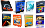 Thumbnail Start To Enjoy 9 PLR Traffic Ebooks