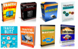 Thumbnail Start To Enjoy 8 PLR Traffic Ebooks