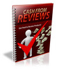 Thumbnail Private Label Cash From Reviews Squeeze Page System