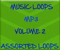 Thumbnail MP3 Musical Loops Vol 2