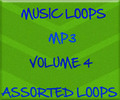 Thumbnail 25 Royalty Free MP3 Clips Assorted