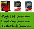Thumbnail Software Bundle Kindle-Legal-Link Generators