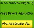 Thumbnail 23 Classical Royalty Free Samples And Beats MP3 Asst