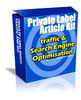 Thumbnail PLR Articles Traffic And SEO