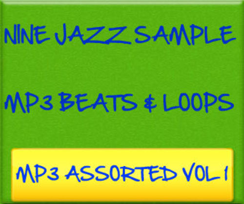 Pay for Nine Jazz Sample MP3 Beats & Loops