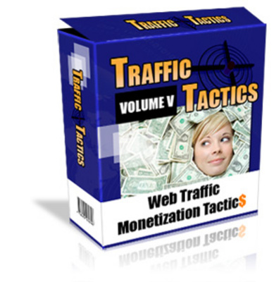 Pay for 750 Traffic Tactics-PLR