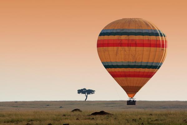 Pay for Massai Mara Ballooning