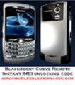 Thumbnail Blackberry IMEI Unlock Code