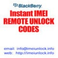 Thumbnail Blackberry 7100t Unlock Code