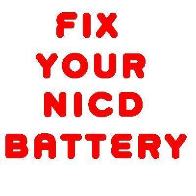 Pay for Ridgid Tool Battery Repair Guide - Rebuild Ridgid NiCad battery
