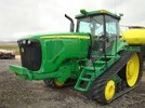 Thumbnail 8120T-8520T John Deere Track Tractor Operation & Test TM1981