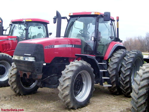 Pay for Case IH MX210-305 Magnum Tractor Manual