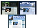 Thumbnail 3 Church Wordpress & Blogger Themes + HTML Templates PAK
