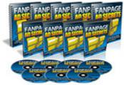 Thumbnail Facebook Fanpage Ad Secrets - PLR Video Tutorials