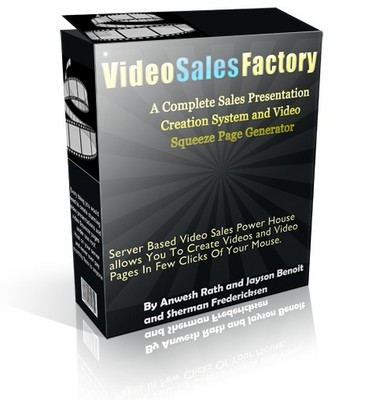 Pay for Video Sales Factory -Create Stunning Sales Videos - MRR