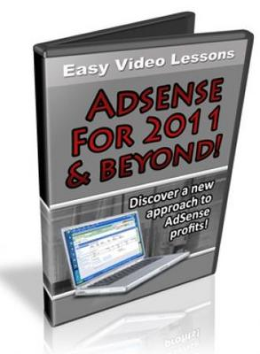 Pay for Adsense For 2011 & Beyond Video Tutorials