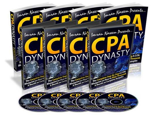 Pay for CPA DYNASTY - 5 Part Step-By-Step Videos & eBook