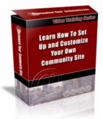 Pay for How To Set Up A Community Site Using Dolphin Script - Videos