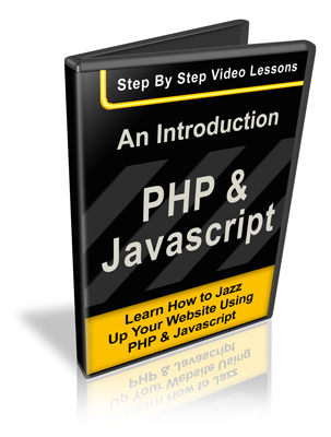 Pay for An Introduction To PHP & Javascript - Video Tutorials