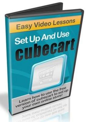Pay for How To Set Up & Use Cube Cart - Videos