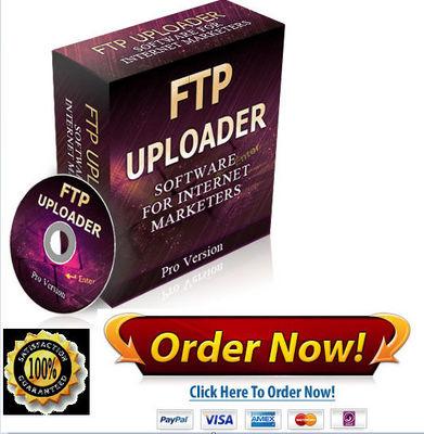 Pay for FTP Uploader