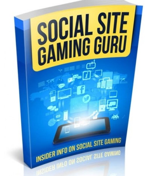Pay for Guidance You Need   To Be A Success At Social Site Games!
